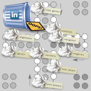 5 veelgemaakte LinkedIn fouten